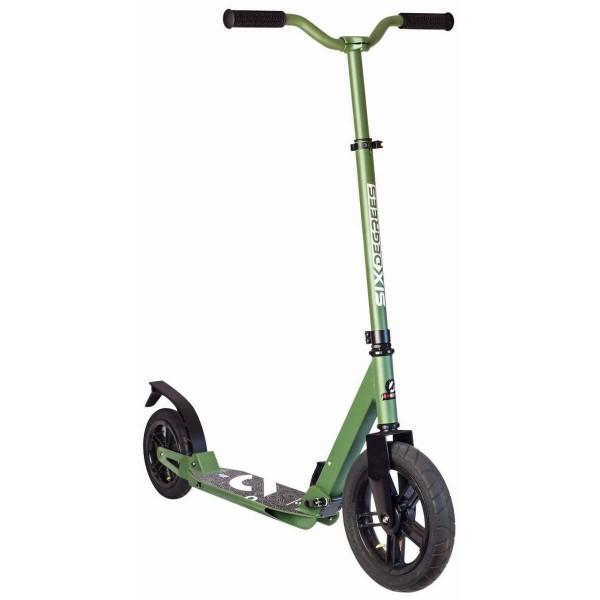 Six Degrees Aluminium Scooter All Terrain