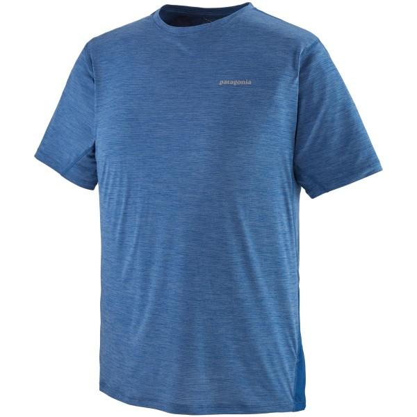 Patagonia Airchaser Shirt Funktionsshirt blau