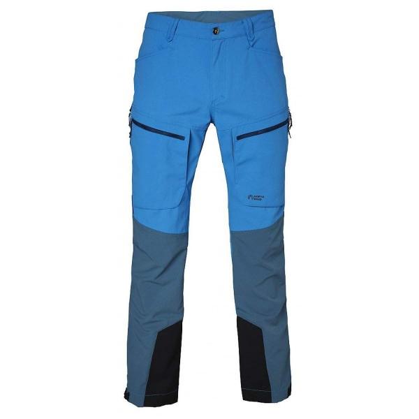 North Bend Trekk Pants Wanderhose blau