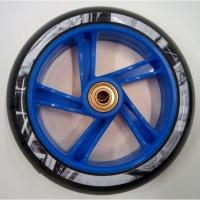 Stuf Scooter Rollen transparent 145mm