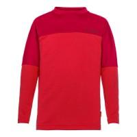 VAUDE Fulmar LS Shirt II Kinder Funktionshirt rot