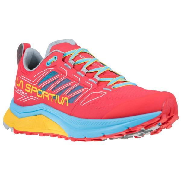 La Sportiva Jackal Trail Running Damen Laufschuhe rot