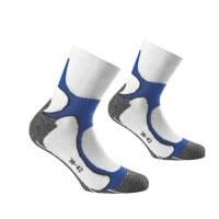 Rohner next Running Socks Doppelpack Laufsocken weiß
