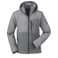 Schöffel Windbreaker Jacket M Funktionsjacke grau