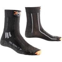 X-Socks Trekking Merino Sportsocken Wandersocken schwarz