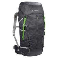 Vaude Zerum 58 plus LW Trekkingrucksack Backpacking schwarz