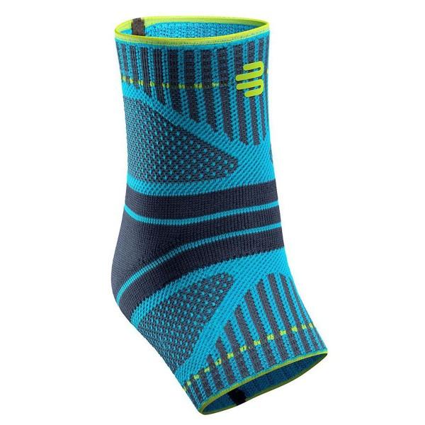 Bauerfeind Sports Ankle Support Dynamic Sprunggelenk Bandage blau