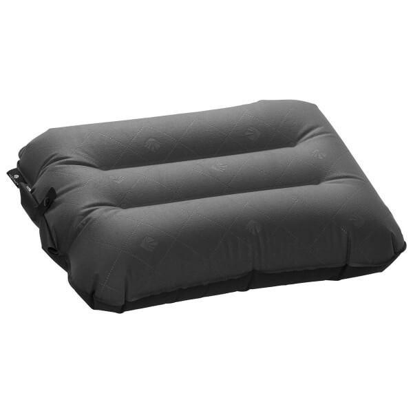 Eagle Creek Fast Inflate Pillow Reisekissen Medium grau