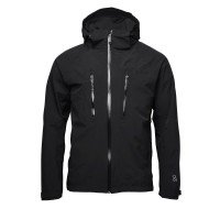 North Bend Nos Flex Stretch Damen Wanderjacke schwarz