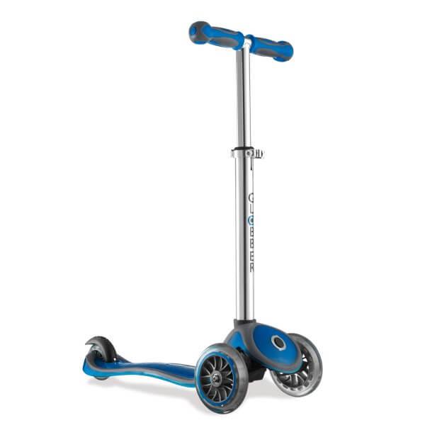 Globber My Free Scooter mit T-Lenker Kickboard blau