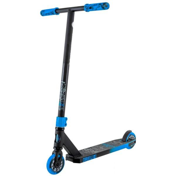 MADD Gear Carve Pro X Stuntscooter schwarz blau