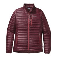 Patagonia Ultralight Down Jacket Damen Daunenjacke weinrot