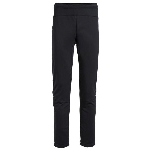 VAUDE Wintry Pants IV Softshellhose schwarz
