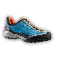 Scarpa Zen Pro Wanderschuhe azure blau orange