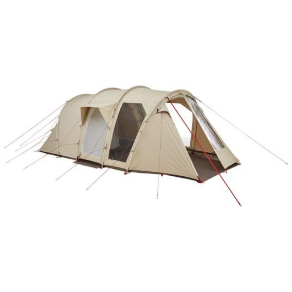 Nomad Dogon 4 +2 Air Tent 4 Personen Zelt beige