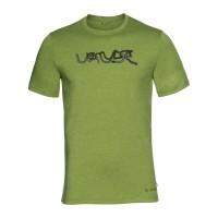 VAUDE Cyclist T-Shirt III Funktionsshirt grün