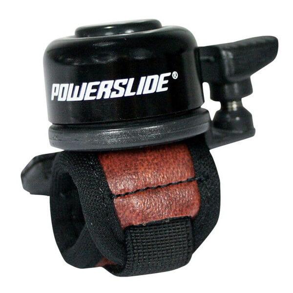 Powerslide Skater Finger Bell Glocke Klingel