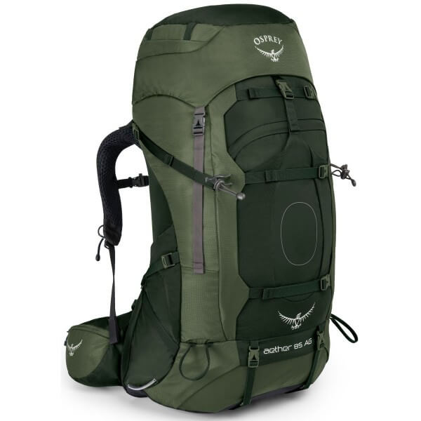 Osprey Aether 85 Trekkingrucksack Backpacking grün