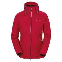 VAUDE Gald 3in1 Jacket  Damen Doppeljacke Trekkingjacke rot