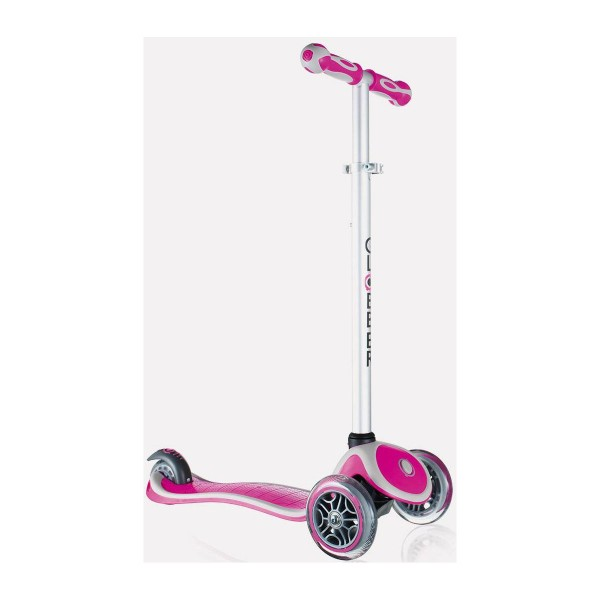 Globber My Free Scooter mit T-Lenker Kickboard pink