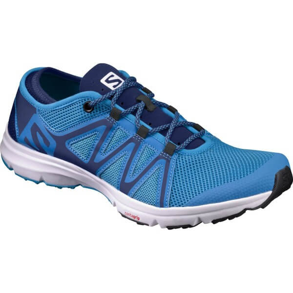 Salomon Crossamphibian Swift Wasserschuhe blau