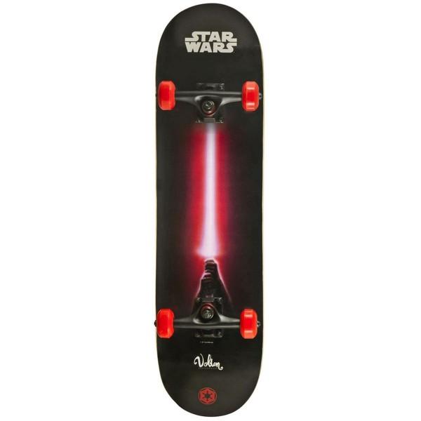 Volten Boards Star Wars Skateboard Darth rot