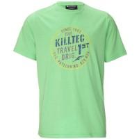 Killtec Fain JR Kinder T-Shirt grün