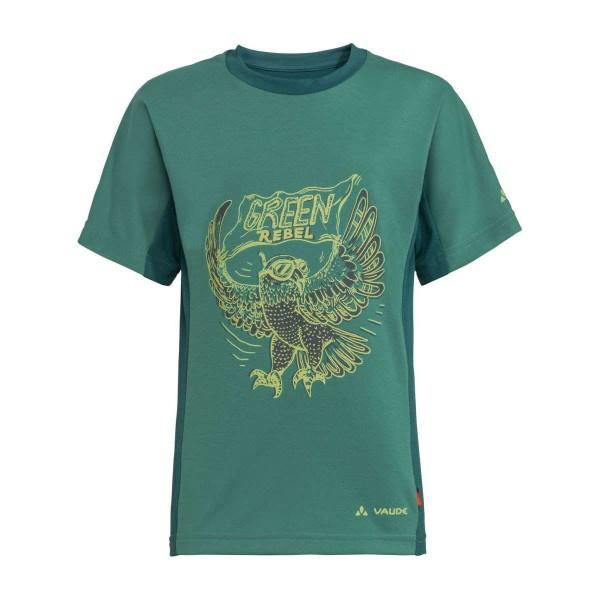 VAUDE Fulmar Shirt Kinder T-Shirt grün