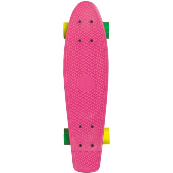 Choke Juicy Susi Skateboard Vinylboard Shady Lady pink