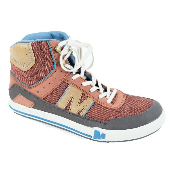 Merrell Rant Finn Mid Sneaker braun - EU 41-UK 7