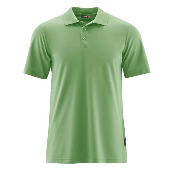 Maier Sports Ulrich Herren Poloshirt grün