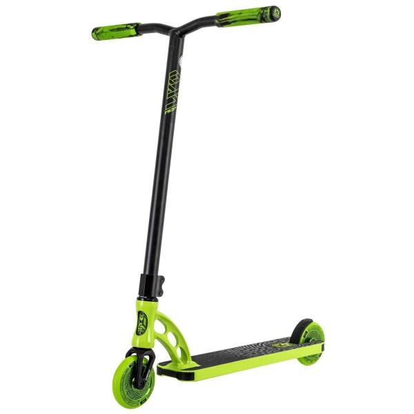 MADD Gear VX9 Pro Stuntscooter grün