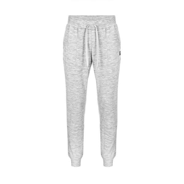 Super.Natural Essential Cuffed Pants Freizeithose grau