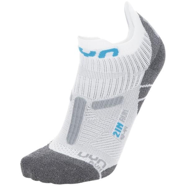 UYN Man Run 2in Socks Laufsocken weiß