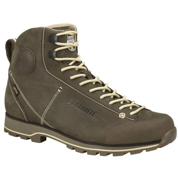 Dolomite Cinquantaquattro High FG GTX Damen Sneaker braun