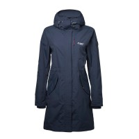 North Bend Coraline Damen Parka blau