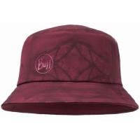 Buff Trek Bucket Hat Calyx Hut rot