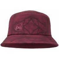 Buff Trek Bucket Hat Calyx Hut rot