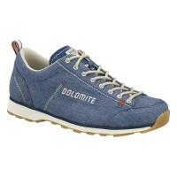 Dolomite Cinquantaquattro LH Canvas Damen Sneaker blau