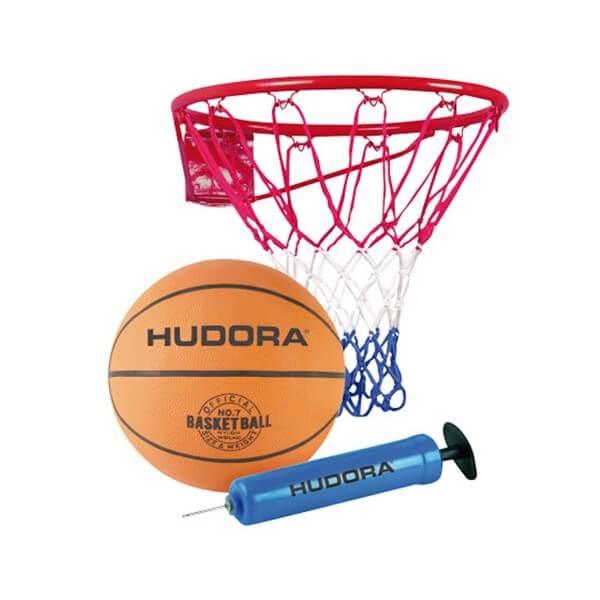 Hudora Slam it Basketball Set Basketballkorb