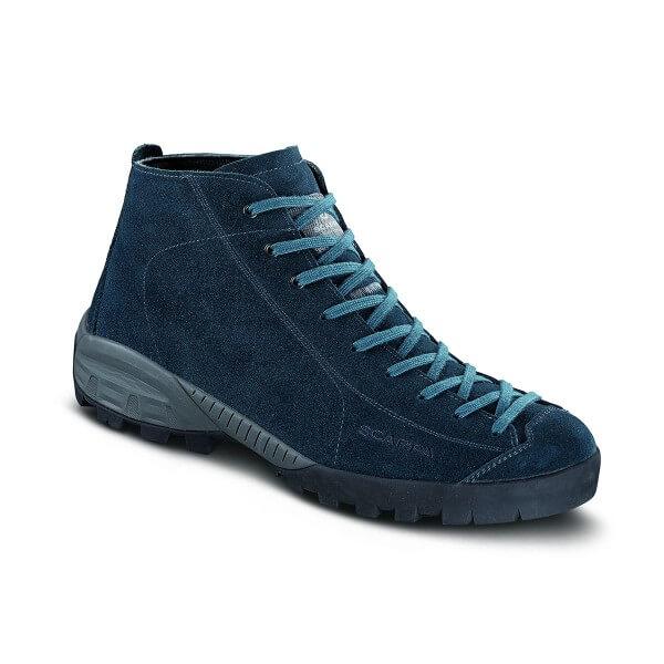 Scarpa Mojito City Mid Wool GTX Winterschuhe dunkelblau