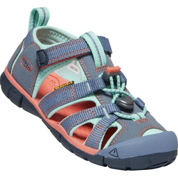 Keen Seacamp II CNX Kinder Sandalen blau