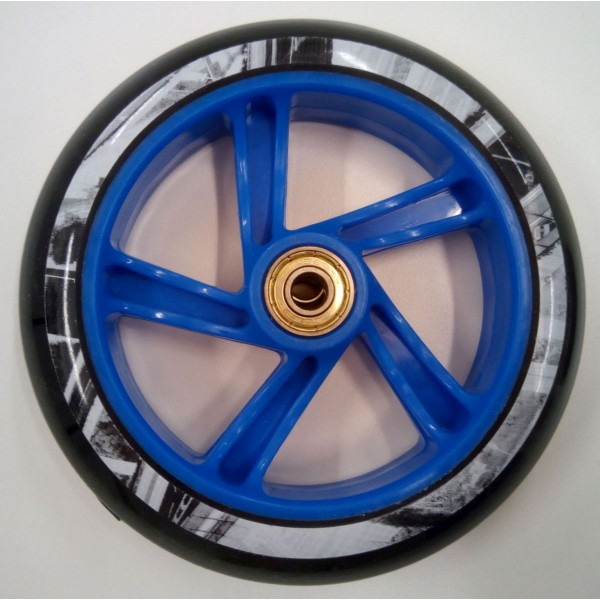 Stuf Scooter Rollen transparent 145mm