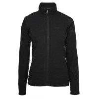 North Bend Sub Microfleece Damen Fleecejacke schwarz