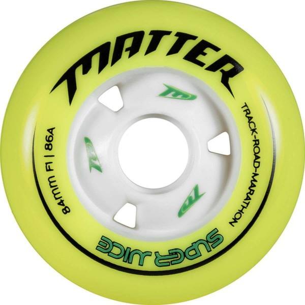 Matter Wheels Super Juice 84mm F1 Inline Skates Rolle