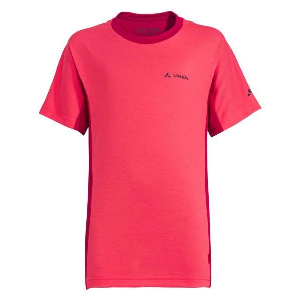 VAUDE Fulmar Shirt Kinder T-Shirt pink