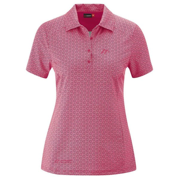 Maier Sports Pandy Damen Poloshirt pink