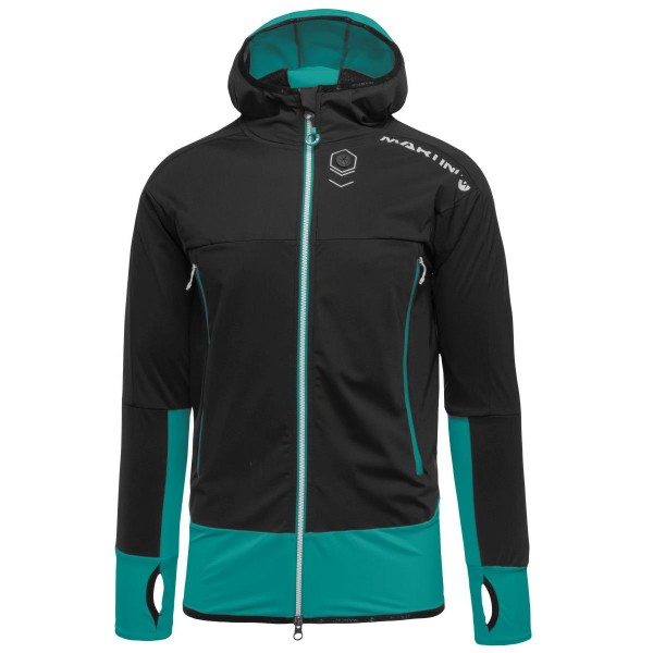 Martini Elevation Funktionsjacke schwarz blau