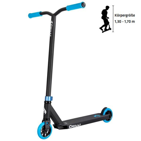 Chilli Base Stuntscooter schwarz blau
