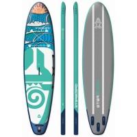 "Starboard Tikhine Wave Zen 11'2"" x 32"" iSUP Board 2018"